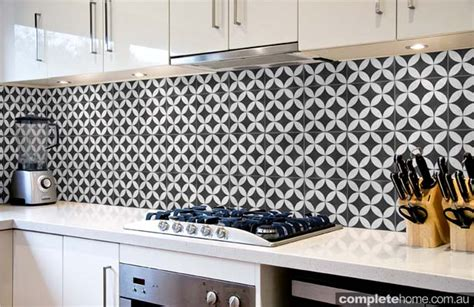 feature tiles kitchen age splashback style completehome 3724
