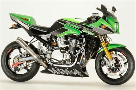 Kawasaki Gpz900 Rcm-195 Ninja Type Rr By Sanctuary