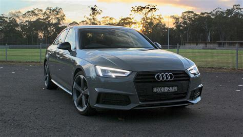 Audi A4 2019-2020 Review