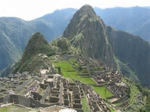 Inca Empire Machu Picchu