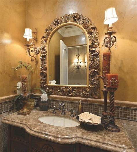 Tuscan Bathroom Design by Tuscan Style Bathroom Designs World Mediterranean