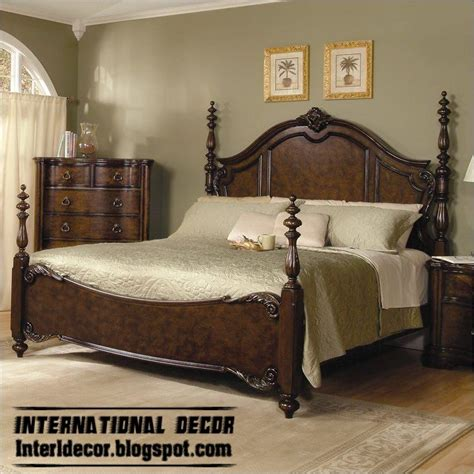 bed designs turkish bed designs for classic bedrooms furniture
