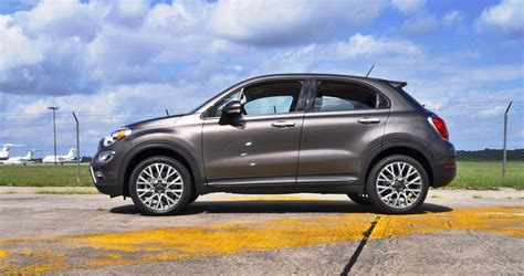 Fiat 500 X Review by 2016 Fiat 500x Trekking Review