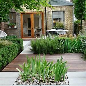 Decoration Terrasse En Bois : 1001 conseils et id es pour am nager une terrasse zen ~ Melissatoandfro.com Idées de Décoration
