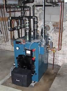 Burnham Oil Fired Steam Boilers