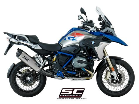 bmw r 1200 gs adventure 2018 silenziatore adventure bmw r 1200 gs 2017 2018