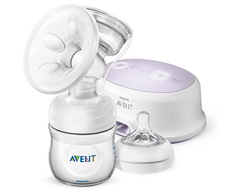 Avent Comfort Electric Breast Pump Great Daily Deals At