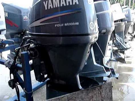 Outboard Boat Motors Craigslist by Used Outboard Motors From Yamaha Pitmans Marine