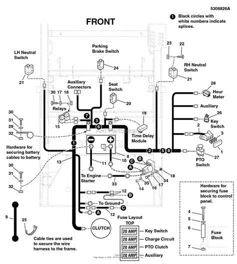 murray wiring schematics wiring library