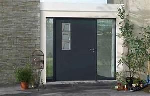 portes d39entrees stores honorat eguilles menuiserie With remplacer porte d entrée