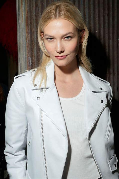 Karlie Kloss Calvin Klein Show Nyfw