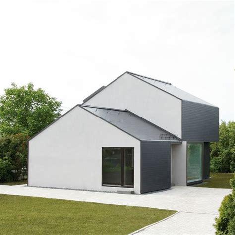 Moderne Häuser Grau by Faserzementtafeln Eternit Architektur Fassade