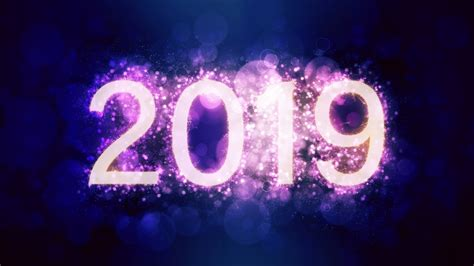 New Year 2019 4k 5k Wallpapers