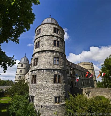 Wewelsburg Castle  Germany  Blog About Interesting Places