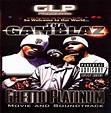 Tha Gamblaz - Ghetto Platinum: Movie Soundtrack (2000, CD ...