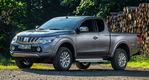 Is Mitsubishi American by Mitsubishi Wants To Sell A Truck In America Carscoops