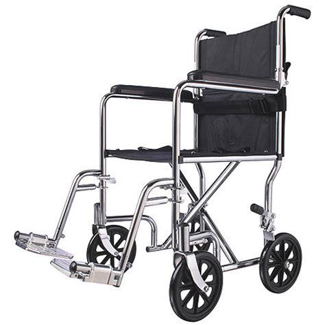 medline transport chair walmart medline basic steel transport chair 1ct walmart