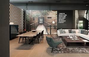 B B Italia : gallery b b italia scalo milano interni design experience ~ A.2002-acura-tl-radio.info Haus und Dekorationen