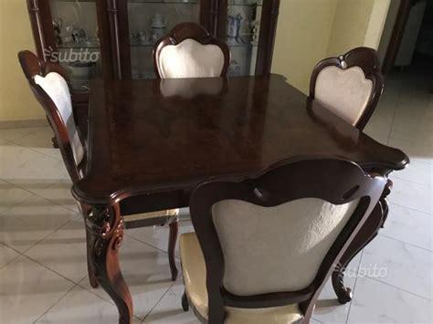 sedie stile classico 4 sedie stile barocco piemontese 800 posot class