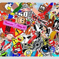 Sticker Bomb Wallpaper Hd Wallpapersafari