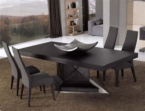 40684 modern furniture dining table contemporary dining tables impressive home ideas