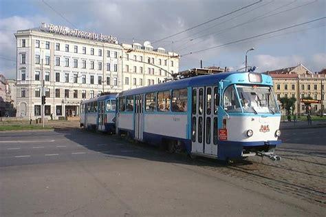 Tramvajs Rīgā - Spoki