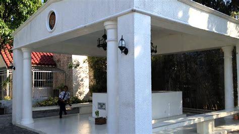 aquino mausoleum manila memorial park sucat tomb  hourphilippinescom youtube