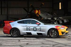 Roush Builds 710 HP 2019 Mustang GT 'Old Crow' One-Off For Charity | Carscoops