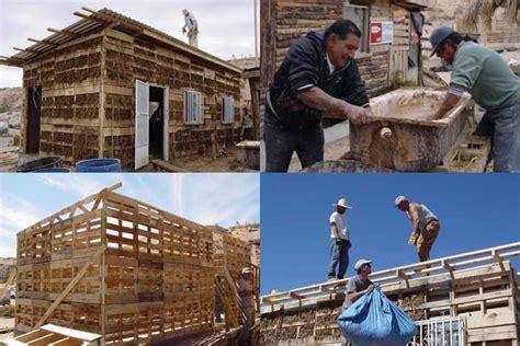 pallet homes shelters survival magazine prepper