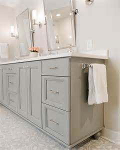 25 best ideas about grey bathroom cabinets on pinterest