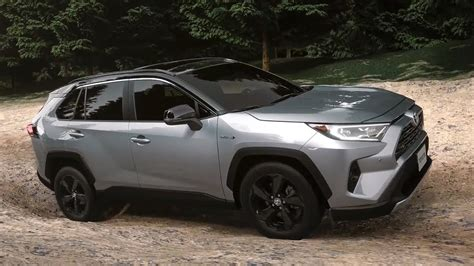 toyota rav redesign release date hybrid pictures