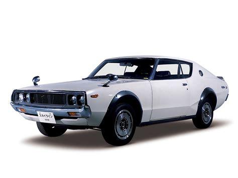 Datsun Gtr by Nissan Skyline Gt R C110 Specs Photos 1972 1973
