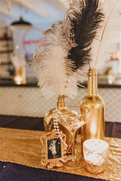 How to Throw a Great Gatsby Themed Party Gatsby birthday