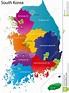 Cross Stitch idea | Daegu south korea, Korea map, South korea