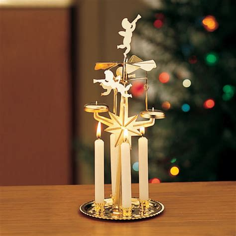 german christmas decoration candle spin grills zubehoer