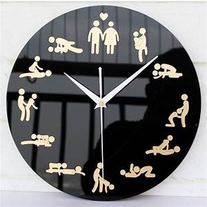 Unique Wall Clocks: Images and photos objects – Hit interiors