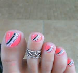 Cute toe nail art designs toenail ideas styles weekly