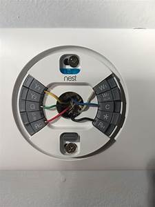 Wiring - Nest 3rd Gen 24vac Two Transformer Issue