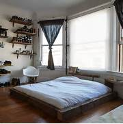 Apartment Bedroom Ideas For Guys by Well Organized Masculine Bedroom Combined With A Closet DigsDigs