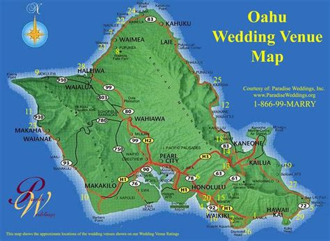 Hawaii Tourist Locations