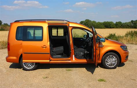volkswagen caddy maxi volkswagen caddy maxi estate review 2015 parkers