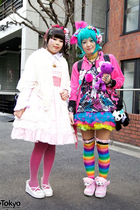 harajuku fashion walk 9 pictures video