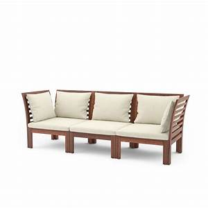 Free 3d models ikea applaro outdoor furniture series for Outdoor sectional sofa ikea