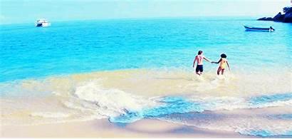 Maddy Everything Spiaggia Olly Siamo Noi Tutto