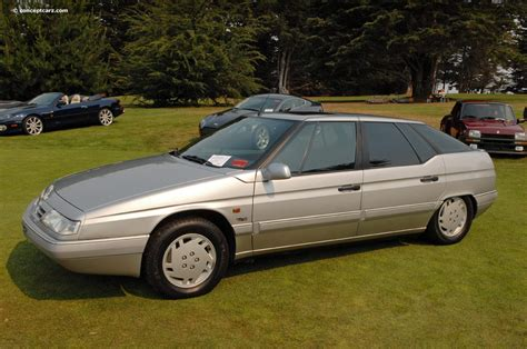 citroen xm pictures history  research news