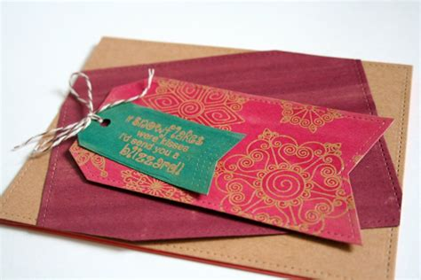holiday card series   newtons nook beautiful