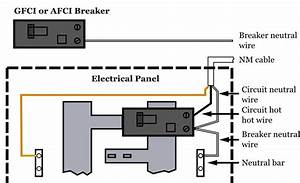 Electrical Circuit Breaker Diagram