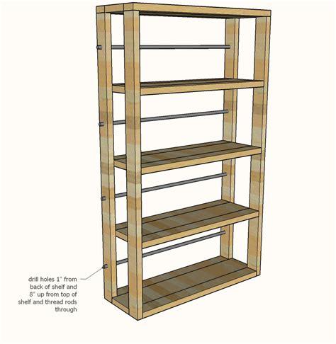 wood shelving white reclaimed wood rolling shelf diy projects