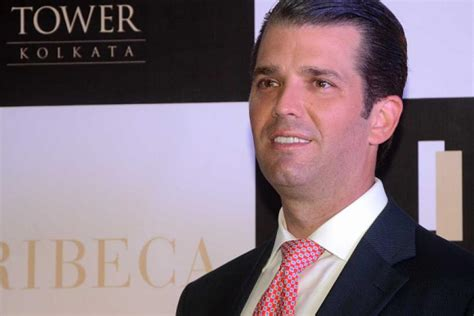 trump donald jr smile impressed face hunting spike reportedly hamptons spotted coronavirus cases previously undisclosed party business emails poor india
