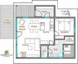 Sauna Für 2 Personen : 2 personen sauna ferienhaus lichtung ~ Articles-book.com Haus und Dekorationen